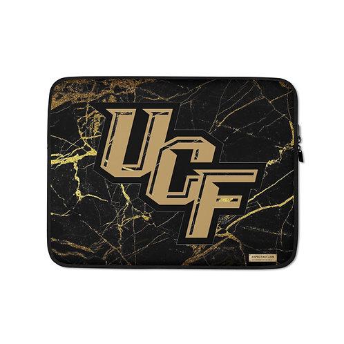"""U Shop """"UCF Foundation"""" Laptop Sleeve"""