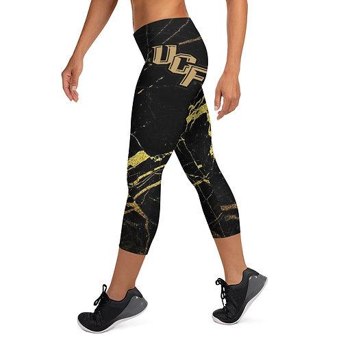 "U Shop ""UCF Foundation"" Capri Leggings"