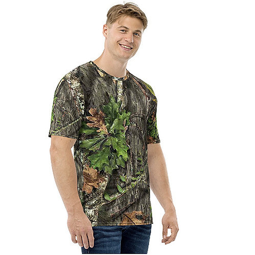 Men's Mossy Oak ® Obsession Camo Clothing Crew Neck Tee Shirt