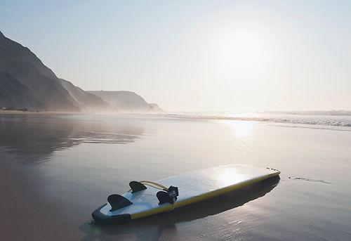Campervan Hire Surfing