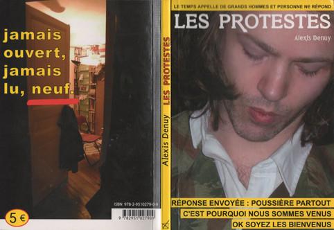 Les Protestes de Alexis Denuy