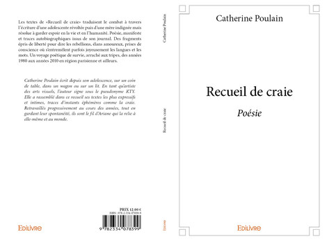 Recueil de Craie de Catherine Poulain