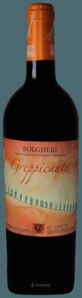 Greppicante Bolgheri DOC (0,75l)
