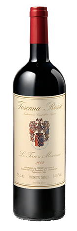 Le Torri a Mosciano Toscana Rosso (0,75l)