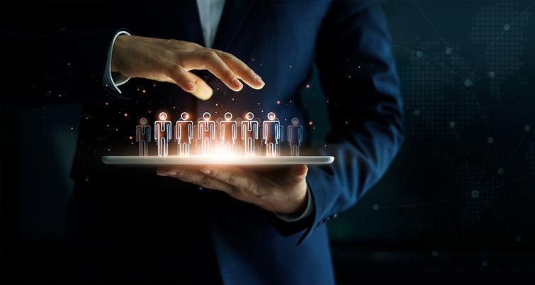 businessman-holding-tablet-and-managemen