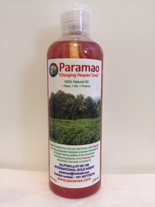 Paramao Oil - Strong - 250ml