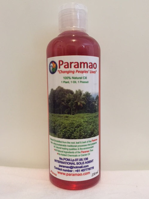 Paramao Oil - Strong Refill - 250ml