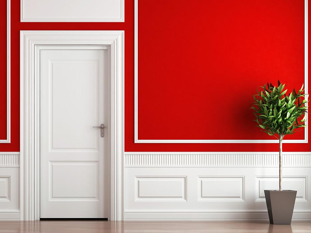 Interior Design Classic Red And White.jpg