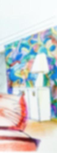 מריה בר עיצוב פנים סלון עיצוב פנים במרכז