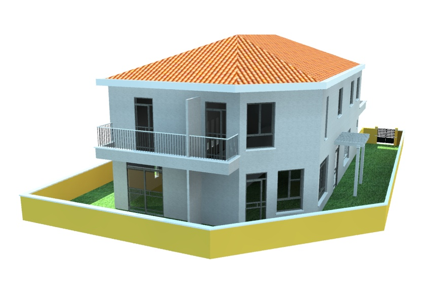 אדריכלות בית פרטי במרכז כפר סבא