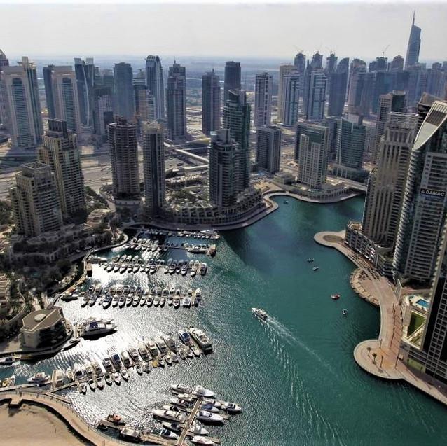 Dubaj 2012