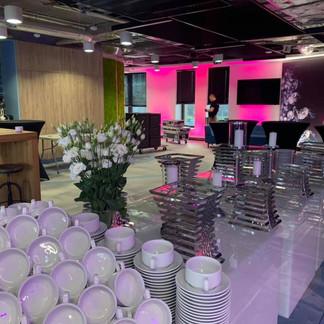 Agencja SE Uroczysta kolacja firmowa – montaż