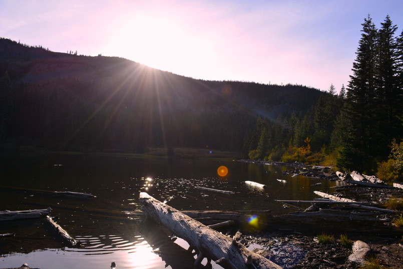 Mirror Lake, Oregon