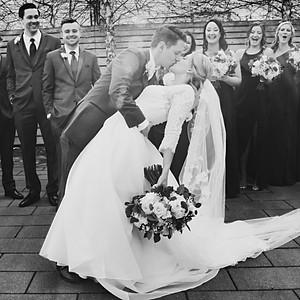 Marcus & Debbie Wedding