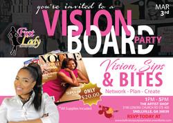 Vision,Sips & Bites