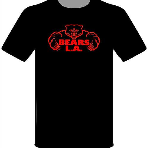 Bears LA T-Shirt (Apawcalypse Edition)
