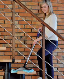 ניקוי מדרגות