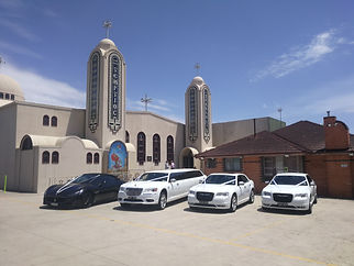 Wedding car services, wedding transfers, limousines services