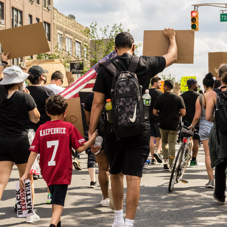 Photos from the Black Lives Matter Protest in North Bergen
