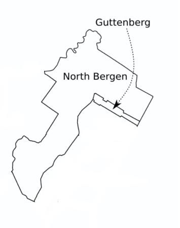 North Bergen Acquisition Of Guttenberg Complete
