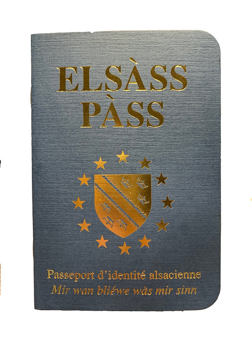 ELSASS PASS - ALSACE PASSPORT