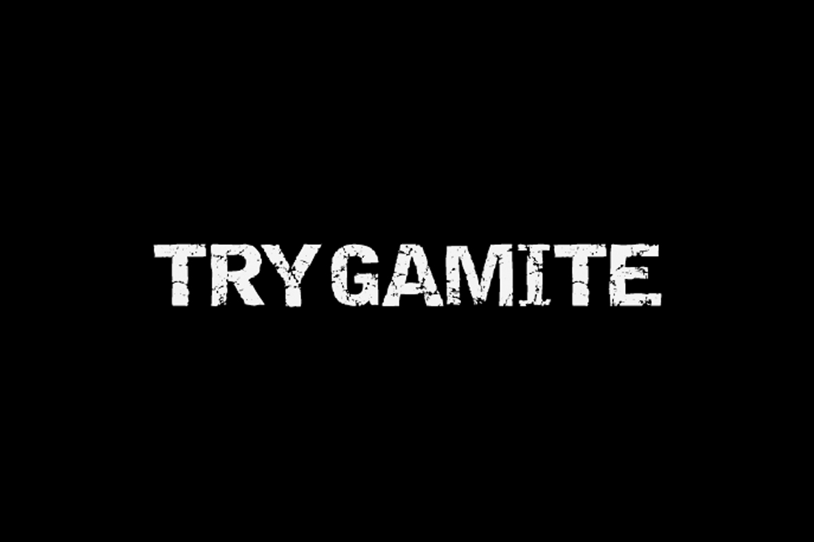 trygamite