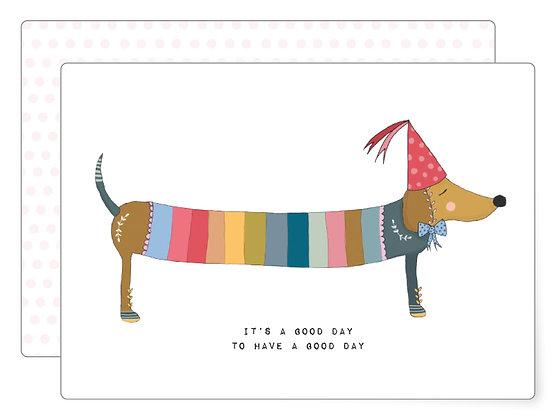 Good day... | Postkarte