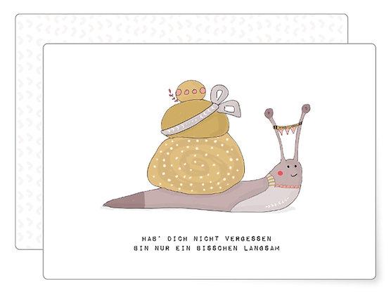Geburtstagskarte | Postkarte