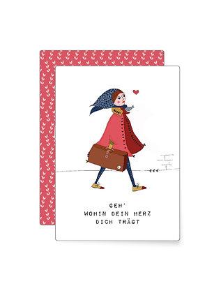 Geh' wohin …   Minikarte