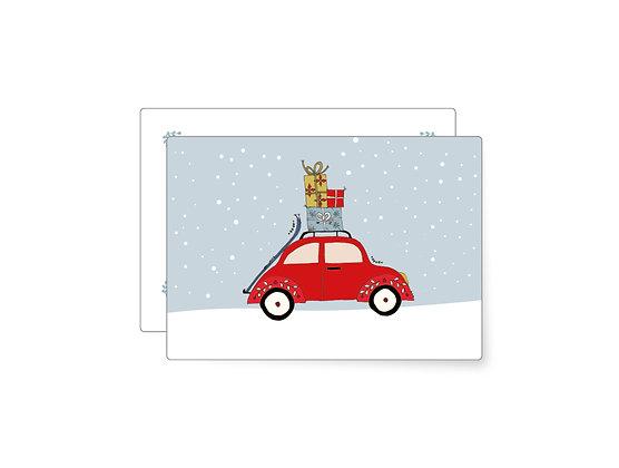 Weihnachtskäfer | Minikarte
