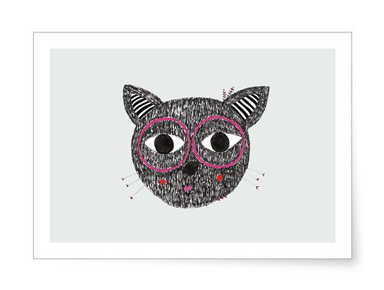 Katze | Art Print