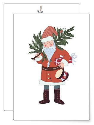 Ho Ho Ho | Postkarte