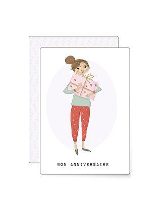 Bon anniversaire | Minikarte