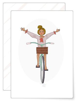 Free | Postkarte