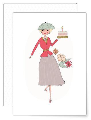 Geburtstagsgruß | Postkarte