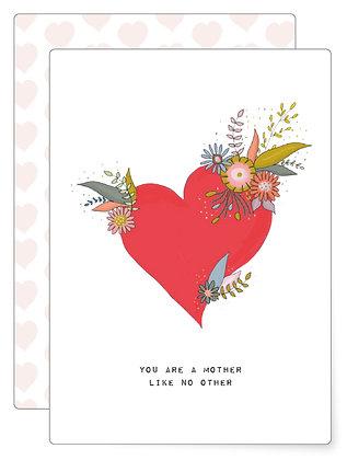 Beste Mama | Postkarte