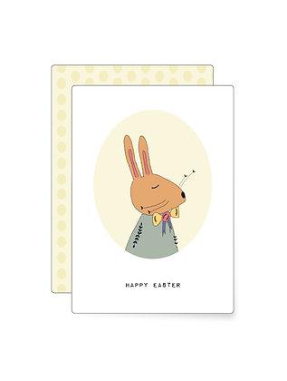 Happy easter | Minikarte