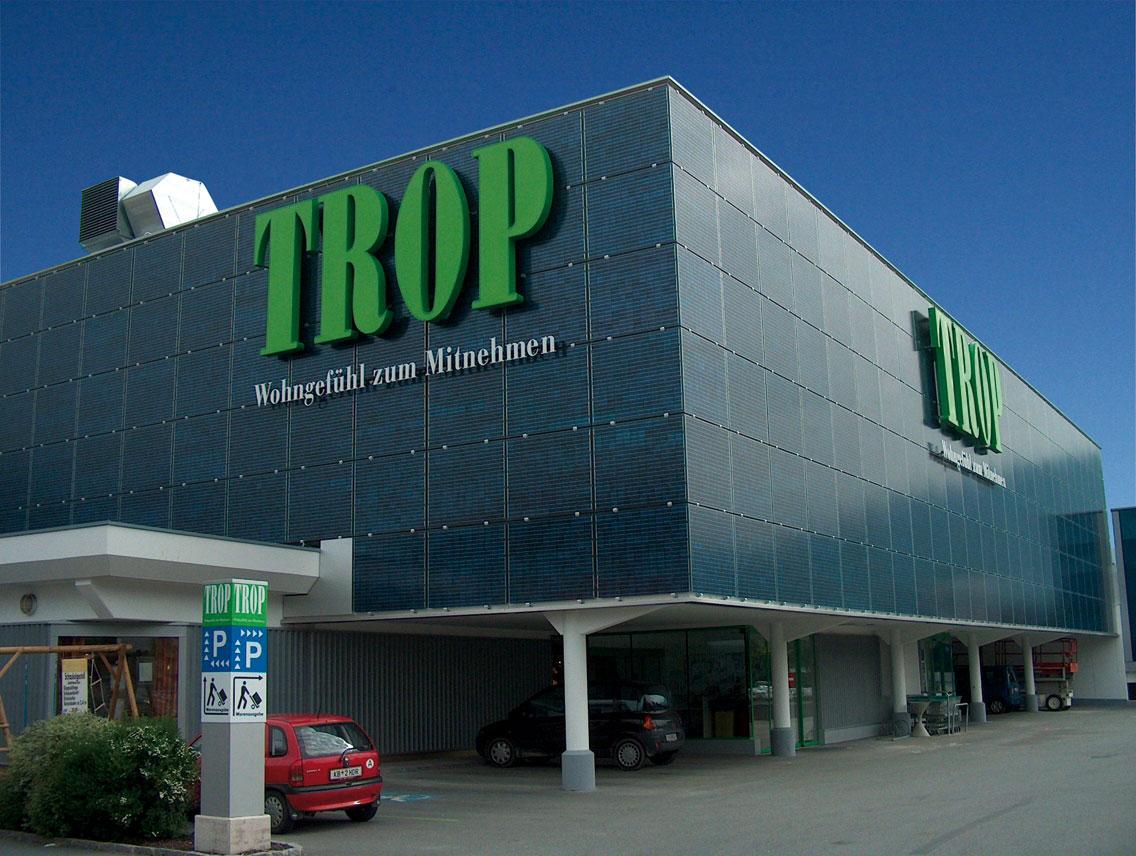 2004 | TROP Möbelmarkt