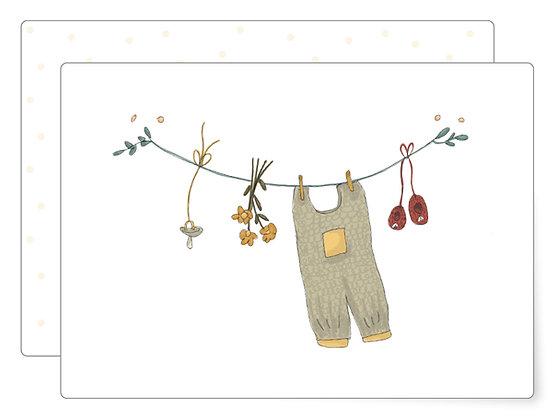Wunder | Postkarte
