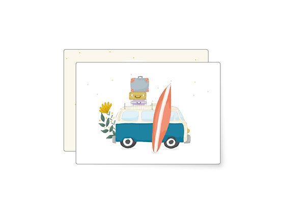 Surfbulli | Minikarte