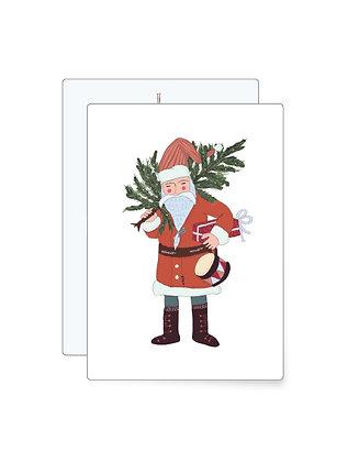 Frohe Weihnacht   Minikarte
