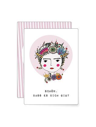 Frida | Minikarte