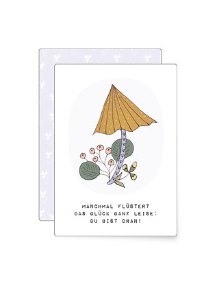 Du bist dran! | Minikarte
