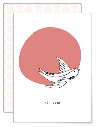 Für dich | Postkarte