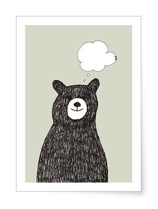 Bär | Art Print