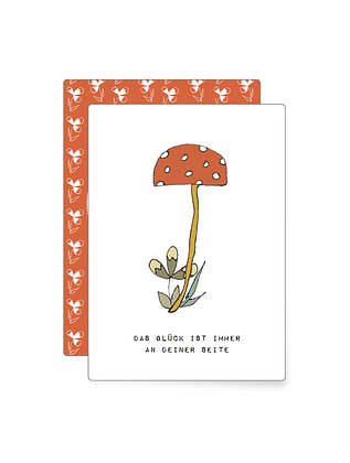 Glück | Minikarte