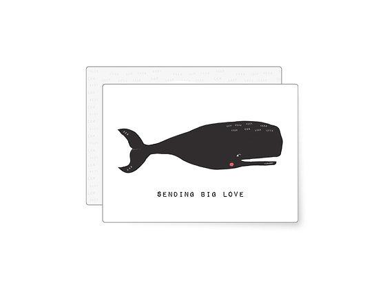 BIG Love | Minikarte