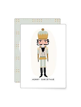 Merry Christmas   Minikarte