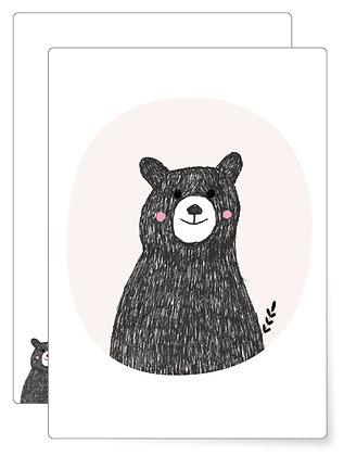 Bär | Postkarte