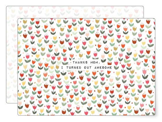 Thanks mom … | Postkarte